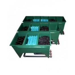 Tripond 4 komorový filter pre jazierka 8-25 m3