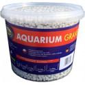 Aqua Nova štrk fluo biely 5 kg, 3 l