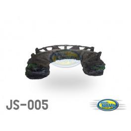 Aqua Nova Akvarijná dekorácia mostík JS-005